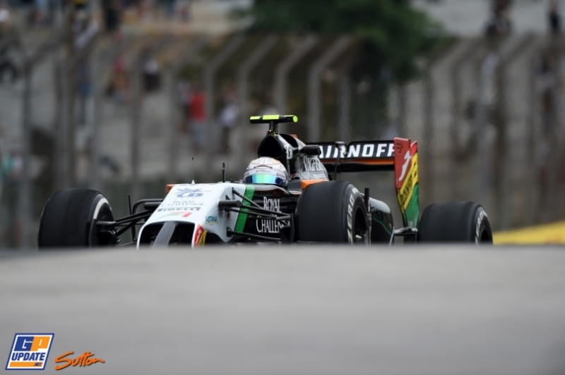 Daniel Juncadella, Force India F1 Team, VJM07