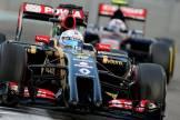 Romain Grosjean, Lotus F1 Team, E22