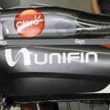 Engine Cover for the Sauber F1 Team C33