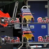 Front Wings for the Scuderia Toro Rosso STR10