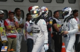 Lewis Hamilton (Mercedes AMG F1 Team) took Pole Position