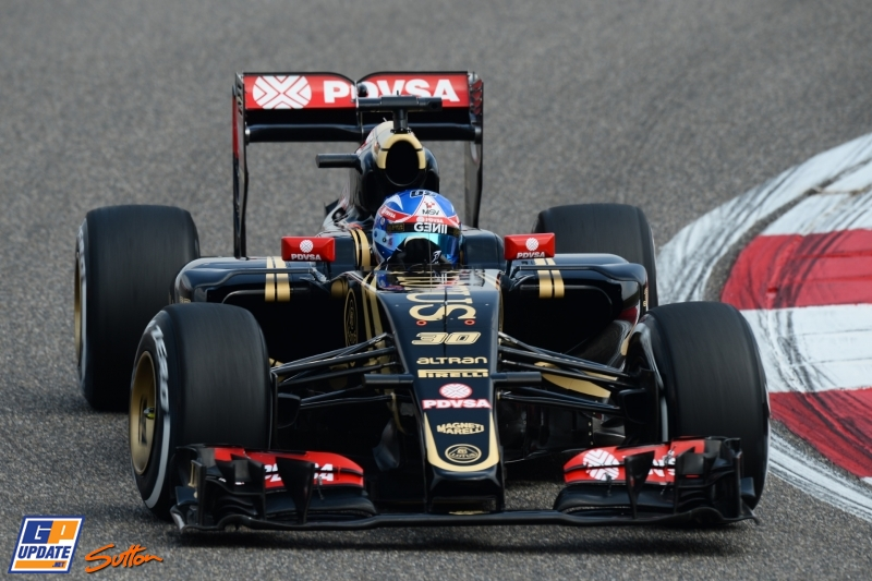 Joylon Palmer, Lotus F1 Team, E23 Hybrid
