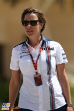 Claire Williams, Williams F1 Team
