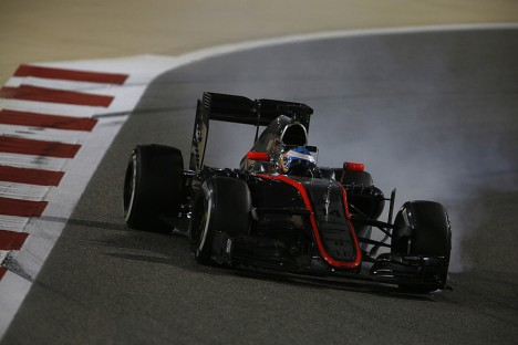 Statistics Bahrain Grand Prix of 2015