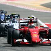 Kimi Räikkönen, Scuderia Ferrar, SF15-T