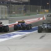 The Exit of The Pit Lane