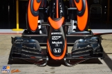 Front Wings and Engine Covers for McLaren Honda