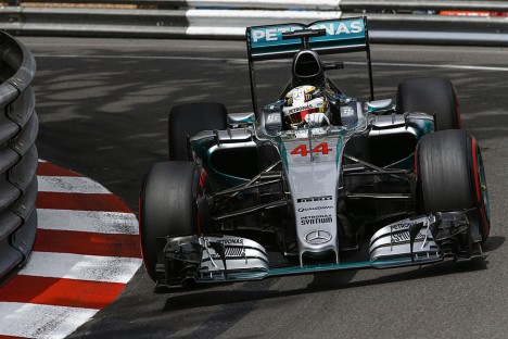 Statistics Monaco Grand Prix of 2015