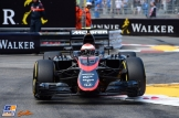 Jenson Button, McLaren Honda, MP4-30
