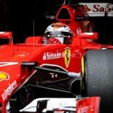 Kimi Räikkönen, Scuderia Ferrari, SF15-T