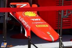 Nose Cone for the Scuderia Ferrari SF15-T