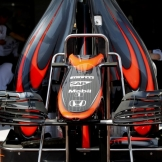 Body Work and Front Wing for the McLaren Honda MP4-30