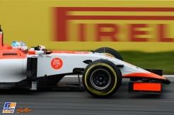 Will Stevens, Manor Marrussia F1 Team, MR03