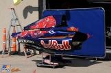 Body Work for the Scuderia Toro Rosso STR10
