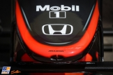 Detail of the McLaren Honda MP4-30