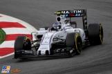 Valtteri Bottas, Williams F1 Team, FW37