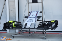 Front Wing for the Williams F1 Team FW37
