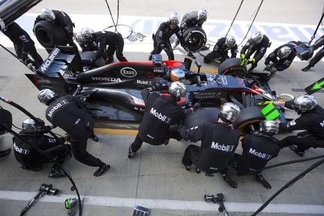 Statistics British Grand Prix of 2015