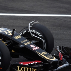 Lotus F1 Team E23 Hybrid