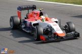 Roberto Merhi, Manor Marussia F1 Team, MR03