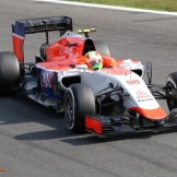 Roberto Merhi, Manor Marussia F1 Team, MR03