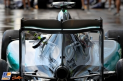 Mercedes AMG F1 Team F1 W06 Hybrid