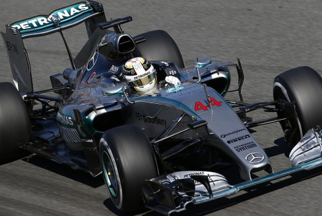 Statistics Italian Grand Prix of 2015