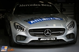 The Mercedes-Benz Safety Car