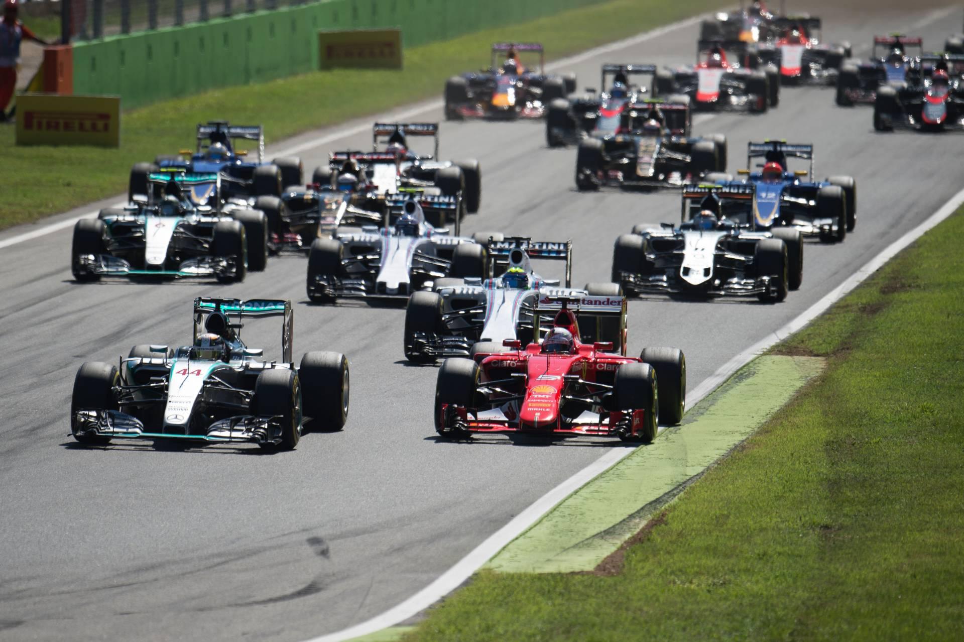 Wallpapers Italian Grand Prix of 2015
