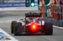 Sergio Pérez, Force India F1 Team, VJM08