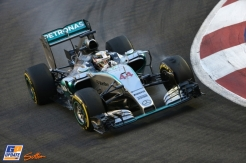 Lewis Hamilton, Mercedes AMG F1 Team, F1 W06 Hybrid