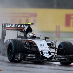 Sergio Pérez, Force India F1 Team, VJM08