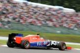 Will Stevens, Manor Marussia F1 Team, MR03