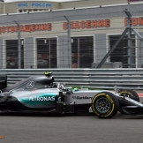Nico Rosberg, Mercedes AMG F1 Team, F1 W06 Hybrid