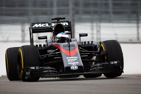 Statistics Russian Grand Prix of 2015