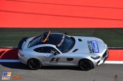 The Mercedes-Benz Formula 1 Safetey Car