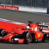 Sebastian Vettel, Suderia Ferrari, SF15-T