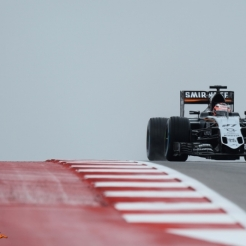 Nico Hülkenberg, Force India F1 Team, VJM08