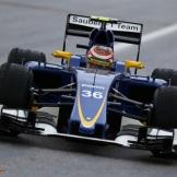 Raffaele Marciello, Sauber F1 Team, C34