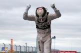 Lewis Hamilton (Mercedes AMG F1 Team) celebrating his Third World Title