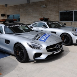 The FIA Formula 1 Mercedes-Benz Safety Cars