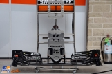 A Front Wing for the Force Inda F1 Team VJM08