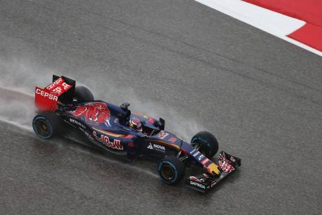 Standings United States Grand Prix of 2015