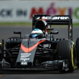 Fernando Alonso, McLaren Mercedes, MP4-30