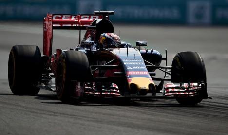 Statistics Mexican Grand Prix of 2015