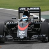 Fernando Alonso, McLaren Honda, MP4-30