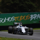 Felipe Massa, Williams F1 Team, FW37