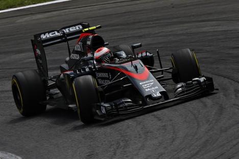 Statistics Brazilian Grand Prix of 2015