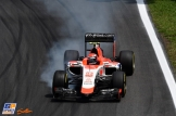 Alexander Rossi, Manor Marussia F1 Team, MR03