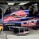 Body Work for the Scuderia Toro Rosso STR10